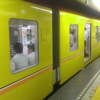 Photo taken at Ginza Station by cannondale on 7/8/2013