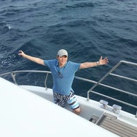 Photo taken at Yacht Tour Shangri-La by kevin y. on 9/27/2012