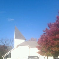 Photo taken at Largo Community Church by Enza P. on 11/4/2012