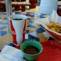 Photo taken at Tacos Al Pastor 2 by Louis P. on 10/4/2016