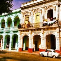 Photo taken at Centro Habana by Daniella C. on 4/2/2014