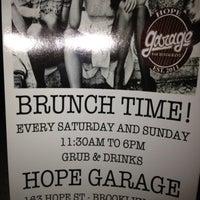 Photo taken at Hope Garage by Vegas I. on 9/22/2012