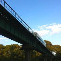 Photo taken at 天竜浜名湖鉄道 都田川橋梁 by onasu on 11/16/2013