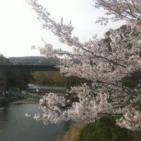 Photo taken at 天竜浜名湖鉄道 都田川橋梁 by onasu on 3/30/2013