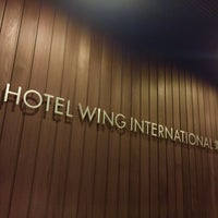 Photo taken at Hotel WING International by onasu on 9/21/2015