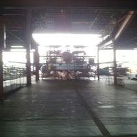 Photo taken at Line 5, Hangar 2 by £@|z on 10/19/2012