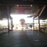 Photo taken at Line 5, Hangar 2 by £@|z on 1/5/2013