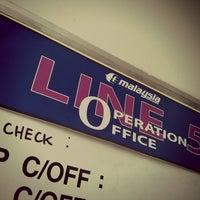 Photo taken at Line 5, Hangar 2 by £@|z on 12/16/2013