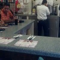 Photo taken at cafe mandolin - old San Juan by Greg W. on 5/20/2013