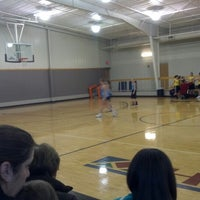 Photo taken at Hays Recreational Center by Greg W. on 1/12/2013