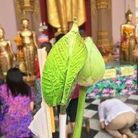 Photo taken at พระพุทธไสยาสน์ องค์พระปฐมเจดีย์ by mamuay on 10/1/2016