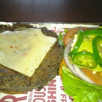 Photo taken at Smashburger by Wes E. on 7/23/2013