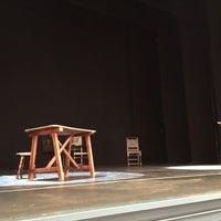 Photo taken at Teatro Zorrilla by Gonzalo P. on 3/17/2017