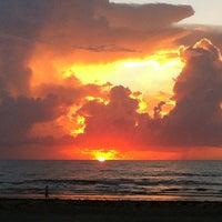 Photo taken at Whitecap Beach by Alex K. on 1/25/2013
