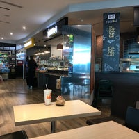 Photo taken at Upper Crust by Askin K. on 1/4/2018