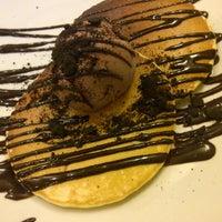 Photo taken at Mr. Pancake by Novira P. on 7/8/2013