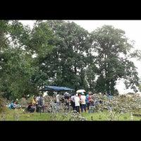 Photo taken at Tanah Perkuburan Makam Lama by Khairulnisa R. on 7/14/2013