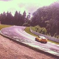 Photo taken at Nürburgring by Viktor Z. on 6/15/2013