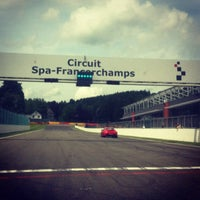 Photo prise au Circuit de Spa-Francorchamps par Viktor Z. le7/1/2013