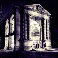 Photo taken at Jeu de Paume by Callicles S. on 11/20/2012