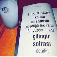 Photo taken at Kayıntı Cafe by Efe S. on 12/17/2015