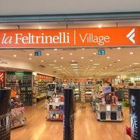 Photo taken at La Feltrinelli Village by Ludovic L. on 12/1/2016