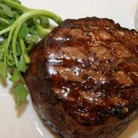 Photo taken at Shula's Steak House by Scott W. on 6/25/2013