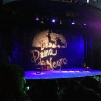Foto tomada en Teatro Julio Prieto por Paulina M. el 5/12/2013