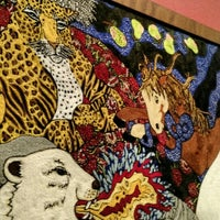 Photo taken at San Jose Museum of Quilts & Textiles by Matthew R. on 5/2/2015