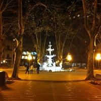 7/3/2013 tarihinde Franco U.ziyaretçi tarafından Plaza Matriz'de çekilen fotoğraf