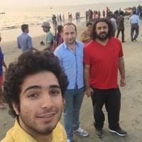 Photo taken at patenga Beach by Mehmet H. on 12/6/2015