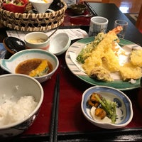 Photo taken at お食事処 川 昭和本店 by Micky L. on 5/11/2018