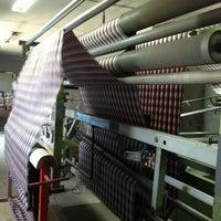 Photo taken at Ceylan Tekstil Apre ve Boya Tic Ltd Şti by Ahmet Şükrü K. on 8/28/2013