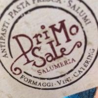 4/2/2014 tarihinde Tobi T.ziyaretçi tarafından Primo Sale Salumeria'de çekilen fotoğraf