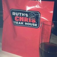 Photo taken at Ruth's Chris Steak House by Sam J. on 2/24/2013