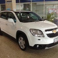 Photo taken at Automotriz Exito Chevrolet by Jose D. on 12/13/2012