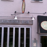 Photo taken at Caffe Casta Diva by Faye D. on 3/18/2013