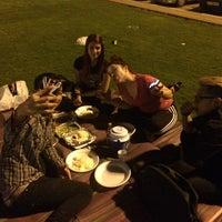 Photo taken at Al  muntazah park by Nurul I. on 4/29/2014