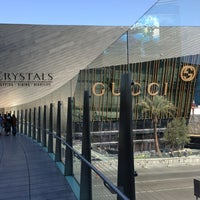 Photo taken at The Shops at Crystals by Eli C. on 3/5/2013
