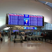 Photo taken at St. Louis Lambert International Airport (STL) by Chris R. on 11/16/2012