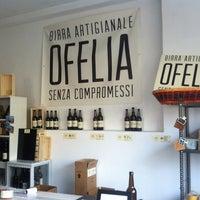 Photo taken at Birra Ofelia by Luca DL on 5/9/2014