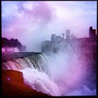 Photo taken at Niagara Falls State Park by Ilovetapatio on 11/26/2012