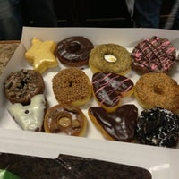 Photo taken at Sublime Doughnuts by Lisa E. on 12/20/2012