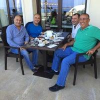 Photo taken at Vuni Palace Hotel - Restaurant by Dervıs A. on 9/8/2016