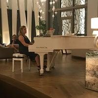 5/26/2017 tarihinde Dervıs A.ziyaretçi tarafından Akra Barut Lobby Lounge'de çekilen fotoğraf
