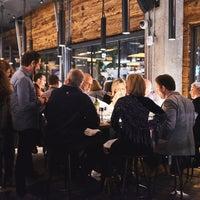 Photo taken at Barcelona Wine Bar Waypointe by Barcelona Wine Bar Waypointe on 2/6/2017