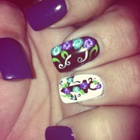 Photo taken at Aloha Nail And Spa by Crystal on 2/20/2014