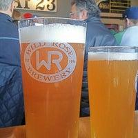 Photo taken at Wild Rose Brewery by Scott L. on 2/11/2017