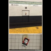 Photo taken at MTA Subway - Bedford/Nostrand Aves (G) by Leonardo S. on 8/30/2015