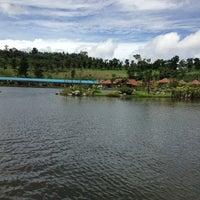 Photo taken at Floating Market Lembang by yoseph A. on 2/16/2013